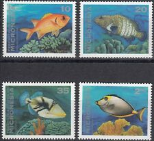 Mikronesien / Micronesia 361-364** Fische