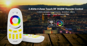 FUT096   Original Mi Light  Bedienung   4 Zonen 4  Kanal  RGB + W
