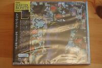David Bowie Tonight CD EMI Japan Jewel Case OBI Sealed 9 Tracks