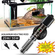 Small Submersible Fish Tank Heater Aquarium Heating Rod Temperature Contro
