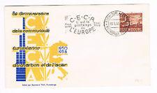 Luxemburg Luxembourg FDC 1958 CECA L Europe    (B1/95)
