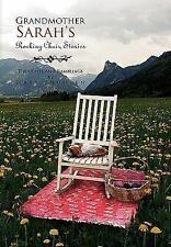 Grandmother Sarah's Rocking Chair, Stories by Nate Jhonsen (2010, Hardcover)