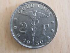 More details for belgium belgie coins (dutch - flemish text) coin variants