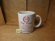 Day Cruiser Coffee Mug (Used/EUC)