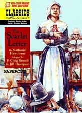 Classics Illustrated #6: the Scarlet Letter 6 by Nathaniel Hawthorne (2009, Har…