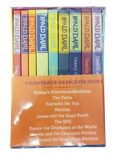The Roald Dahl Library Collection - 9 Book Set