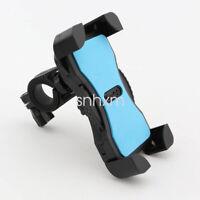 Motorcycle MTB Bike Bicycle Handlebar Mount Mobile Phone Holder For iPhone X