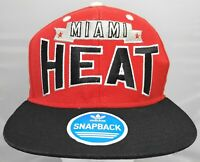Miami Heat NBA Adidas adjustable cap/hat