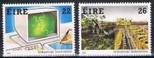 Ierland postfris 1985 MNH 577-578 - Industriele Ontwikkelingen