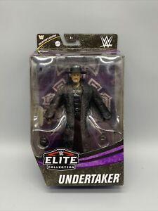 WWE Mattel Undertaker Elite Series 79 Collectors Edition 30th Anniversary Figure