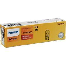 10x Ampoule, feu clignotant PHILIPS (12396NACP)