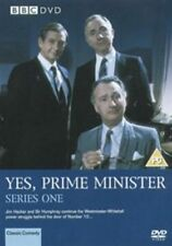 Yes Prime Minister Season 1 Complete 1986 DVD Comedy BBC TV Series Region 2