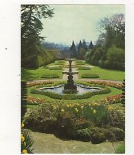 Ascott Dutch Garden Wing Buckinghamshire Postcard 929a