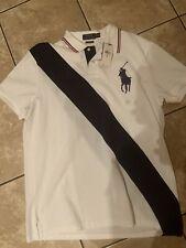 NWT $90 POLO Ralph Lauren XL Custom Slim Fit Big Pony