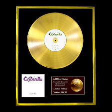 CINDERELLA LONG COLD WINTER  CD  GOLD DISC FREE P+P!!