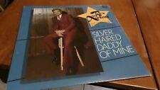 REX NELON SILVER HAIRED DADDY OF MINE BRAND NEW RECORD ALBUM