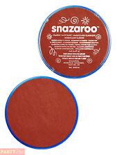 Snazaroo Classic Burgundy Face & Body Paint 18ml