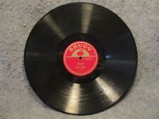 "78 RPM 10"" Record Errol Garner Stairway To The Stars & Rosalie Savoy Records 771"
