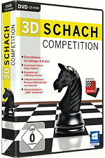 3D Schach 14 Competition PC Software