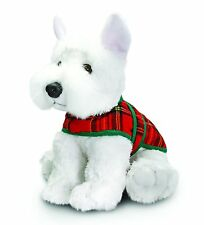 Keel Toys 25 cm Westie with Coat