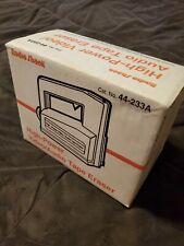 Radio Shack Audio Video BULK Tape Eraser 44-233a