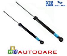 Sachs Pair Of Rear Shock Absorber Monotube For Seat Ibiza Skoda Fabia VW Polo