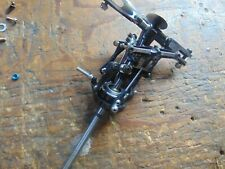 ALIGN TREX 450 PRO MAIN ROTOR HEAD ASSEMBLY C/W FLYBAR SEESAW, WASHOUT MIXER ETC