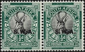 SOUTH-WEST AFRICA KGV Scott 106 SG68 Never Hinged