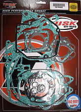 Tusk Complete Gasket Kit Top & Bottom End Engine Set Honda CR125R 2001-2002