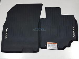 Suzuki Vitara APK 2015-2020 Genuine Rubber Floor Mats (Set Of 4)