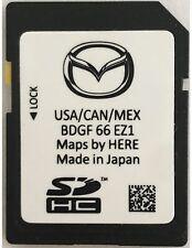 Mazda GPS Navigation SD Card BDGF66EZ1 Mazda 3 CX-30 2019 2020