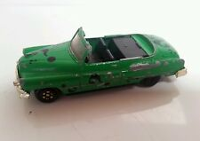 "BATMAN - Riddler Car 3"" Die Cast Toy Hasbro 1995 DC Comics Batman Forever Movie"