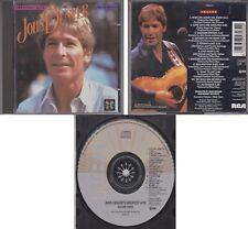 JOHN DENVER Greatest Hits Volume 3 Grey Sun Rays JAPAN 1984 CD Rare Version 70s