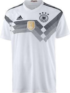 Adidas - Deutschland DFB Trikot - Home 2018 - NEU UND OVP - Größe M