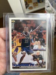 Kevin Garnett Rookie Upper Deck Collectors Choice 59  1996 Mint - PSA READY