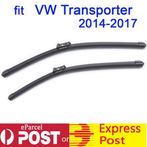 Windscreen Wiper blades for Volkswagen VW Transporter T5 T6 2014-2017