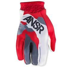 Answer Racing Taiga Mens Motox Motorcycle Gloves Black//Large