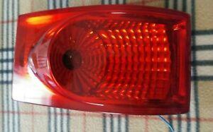 HELLA 8805 Series Brilliant Wrap Around Lamp, Red Turn ECE, SAE, 12V