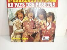 BO Film OST Les CHARLOTS font l'Espagne Au pays des pesetas 45 V 4162