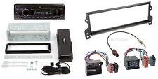 BMW Mini R50 01-06 1-DIN Autoradio Bluetooth iPhone Android Radioblende
