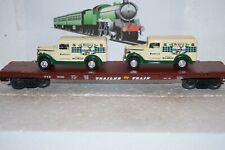 O Scale Trains Weaver Trailer Train Flat Car 90780