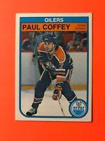 Paul Coffey 1982-83 O-Pee-Chee NHL Hockey Card #101