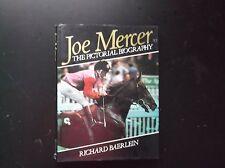 """JOE MERCER"" THE PICTORIAL BIOGRAPHY V/G IN DUST JACKET"