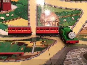 thomas the tank engine Tomy trackmaster trains Oliver And Matching Coaches 🤩