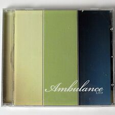Ambulance LTD (Self-Titled CD Album, 2005 TVT Records) 12 Tracks UK TVTCD2