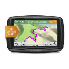 Garmin zumo 595LM Motorcycle GPS Bluetooth Smart Notifications 010-01603-00