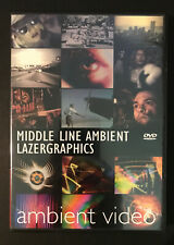 MIDDLE LINE AMBIENT LAZERGRAPHICS DVD   DVD