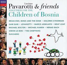 PAVAROTTI & FRIENDS FOR THE CHILDREN OF BOSNIA / CD - TOP-ZUSTAND