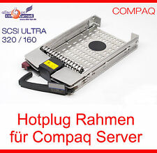 HDD Caddy quadro per SCSI HDD per HP Compaq Proliant dl360 dl380 ml560 server