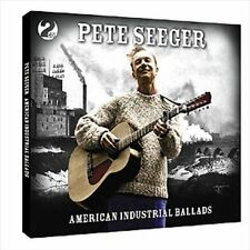 American Industrial Ballads by Pete Seeger (Folk) (CD, Feb-2008, 2 Discs, Not...